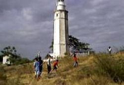 Then Ulyssis reports that the group had an event on Holy Week that brought them to an island in Bohol.